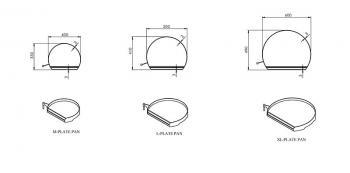 Plate Pfanne